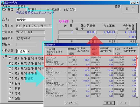 製造販売管理システム(Factory2...